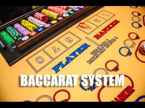 Baccarat System